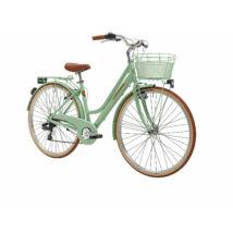 Adriatica Vintage Retro 6 sebességes női kerékpár 2018