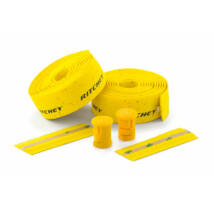 Kormánybandázs RITCHEY sárga végdugóval dobozos