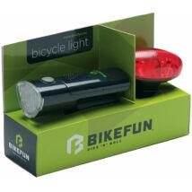 Lámpa Bikefun szett Link E+H 5+4 LED