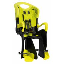 Gyerekülés Bikefun Tiger Relax Hi Viz szürke-fluo sárga