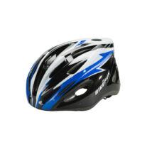 Fejvédő Bikefun Cobber L fekete/kék 58-61 cm
