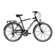 Kerékpár Adriatica Sity 2 700C 21s férfi 55cm fekete