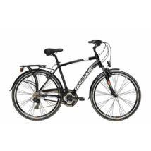 Kerékpár Adriatica Sity 2 700C 21s férfi 58cm fekete