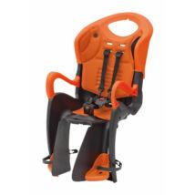 Gyerekülés Bikefun Tiger Relax Sahara narancs/fekete hátsó narancs szivacs