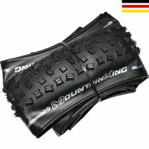 KÜLSŐ CONTINENTAL Mountain King II Race Sport SL 27,5x2,4 60-584 hajtogatható fekete