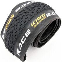 Külső Continental Race King 26X2,2 (55-559) Hajtogatható Fekete/Fekete