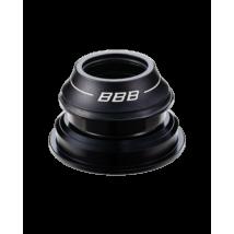 BBB BHP-55 kormánycsapágy kerékpárhoz Semi-Integrated félintegrált, 1.1/8+1.5 44mm/55mm - 15mm fém kúp átalakító