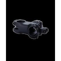 BBB BHS-37 kormányszár kerékpárhoz Jumper 0D, 31.8, 55mm fekete