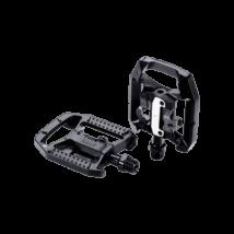 BBB BPD-61 kerékpáros pedál kétfunkciós DualChoice fekete