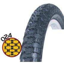 Vee Rubber gumiabroncs kerékpárhoz 57-406 20x2,125 VRB024 fekete