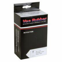 Vee Rubber belső tömlő gumiból kerékpárhoz 28/40-609/630 (27x1 1/4, 28x1 1/4x1 3/8) AV40 (Min. rendelési egység: 10 db)
