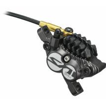 Tárcsafék-Nyereg Shimano Saint Br-M820 Hidraulikus Fémes Hűtőbordás Fékbetét