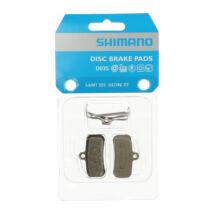Tárcsafékbetét Shimano D03S MTB gyantás 1 pár (1 fékbe való) (Y1XM98010)