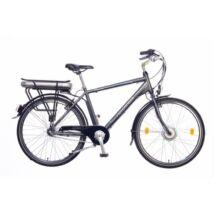 Neuzer E-City Elektromos rásegítéses Bafang motoros férfikerékpár 2020