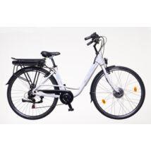 Neuzer E-City Zagon Elektromos Rásegítéses Női Kerékpár 2020