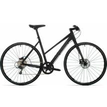 Rock Machine Blackout 40 Lady Fitness Kerékpár [53 Cm, Matt Fekete]