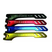 A2Z X-Lite Ti Első+Hátsó Gyorszár [Ezüst]