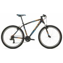 "Rock Machine Manhattan 40-27 XC kerékpár [19"", matt fekete]"