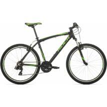 """Rock Machine Manhattan 30-26 XC kerékpár [14"""", fekete-zöld-szürke]"""
