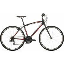 "Rock Machine Crossride 50 cross kerékpár [22"", fekete-fehér-piros]"