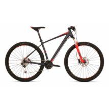 """Superior XC 879 XC kerékpár [18"""", szürke/fekete/piros]"""