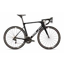 Superior Road Team Issue Di2 Országúti Kerékpár [56 Cm, Fekete/Ezüst/Piros]