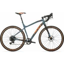 Rock Machine '19 Gravelride 700 gravel kerékpár [50 cm, matt szürke/narancs/fekete]