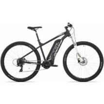 """Rock Machine '19 Catherine e60-29 elektromos MTB kerékpár [19"""", matt fekete/ezüst/fehér]"""