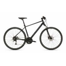 """Superior '19 RX 570 cross kerékpár [19"""", matt fekete/szürke]"""