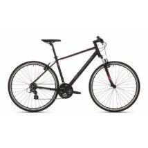 """Superior '19 RX 510 cross kerékpár [21.5"""", matt fekete/szürke/piros]"""