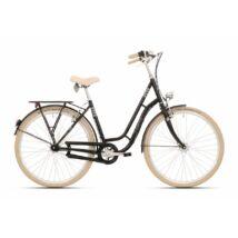 Superior '19 SCL 300.7 Lady városi kerékpár [46 cm, fényes fekete]
