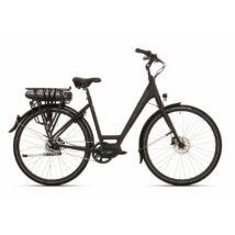 Superior '19 Ssc 100 Lady Elektromos Városi Kerékpár [50 Cm, Matt Fekete]
