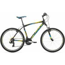 """Rock Machine Manhattan 30 XC kerékpár [19"""", fekete-sárga-kék]"""