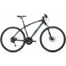 "Rock Machine CrossRide 500 cross kerékpár [16.5"", fekete-kék-fehér]"