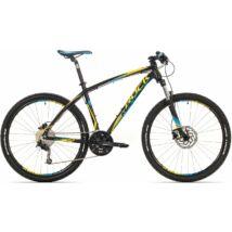 """Rock Machine El Nino 90 XC kerékpár [16.5"""", fekete-sárga-kék]"""