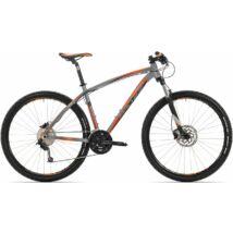 """Rock Machine El Nino 90 XC kerékpár [16.5"""", szürke-narancs-fekete]"""