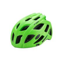 Fejvédő BIKEFUN ADVENTURE M zöld 55-58 cm