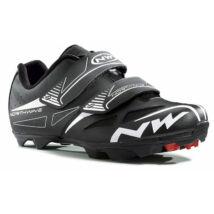 Cipő NORTHWAVE MTB SPIKE EVO 50 fekete