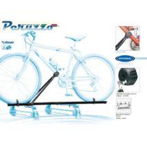Peruzzo Lucky-Two Acél Kerékpárszállító Tetőre