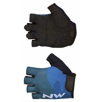 Kesztyű NORTHWAVE FLAG 3 rövid M kék