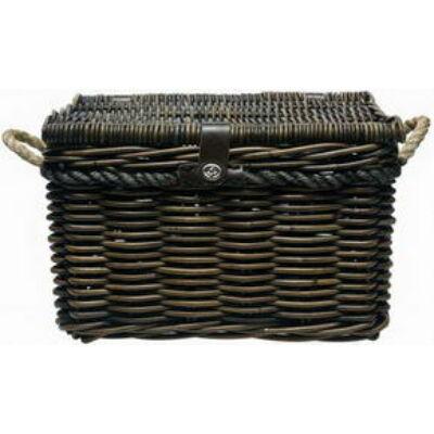 NEWLOOXS Melbourne Large Baskets barna kosár