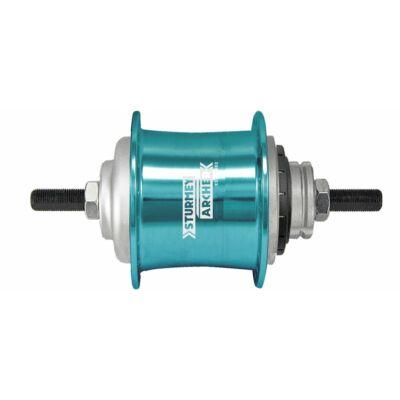Sturmey Archer S2 DuoMatic KickShift agyváltó [kék, 32]