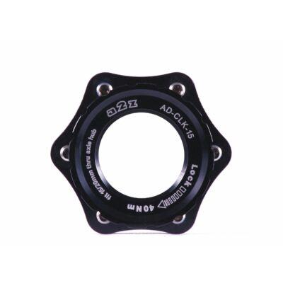 a2Z AD-CLK-15 centerlock adapter [fekete]