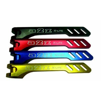 a2Z X-Lite Ti első+hátsó gyorszár [kék]