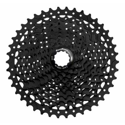 Sunrace CSMS3 10 sebességes fogaskeréksor [fekete, 11-40]