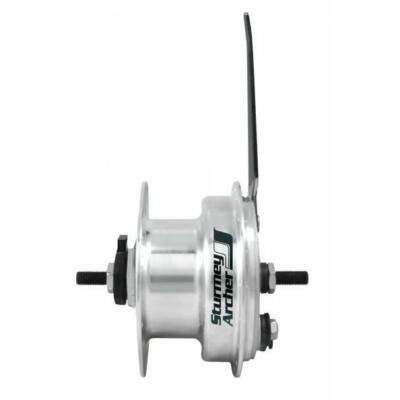 Sturmey Archer XL-FDD dinamós, 90mm dobfékes agydinamó [36, 3 W]