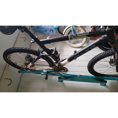 Gázrugós kerékpárlift