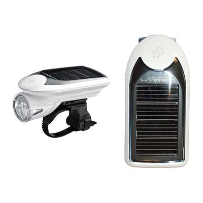 Cateye HL-EL020 Hybrid elő lámpa