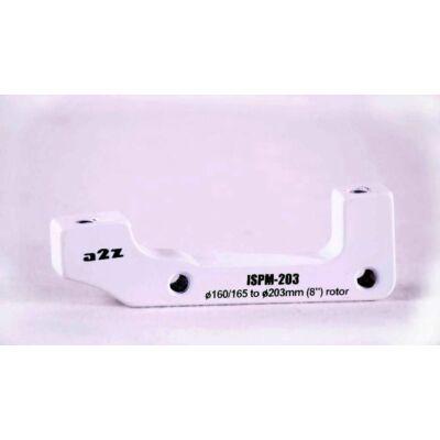 a2Z IS->PM (E203/H185) tárcsafék adapter [fehér]