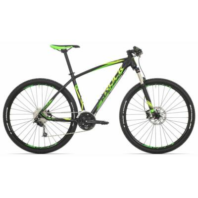 "Rock Machine Torrent 30-29 XC kerékpár [16.5"", matt fekete]"
